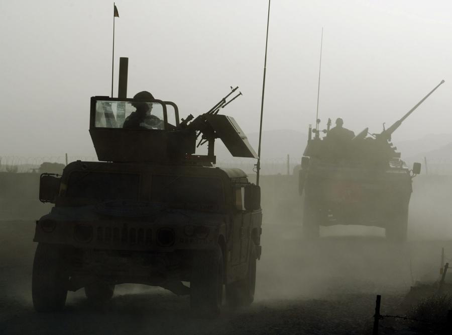 Polacy jeszcze długo pozostaną w Afganistanie