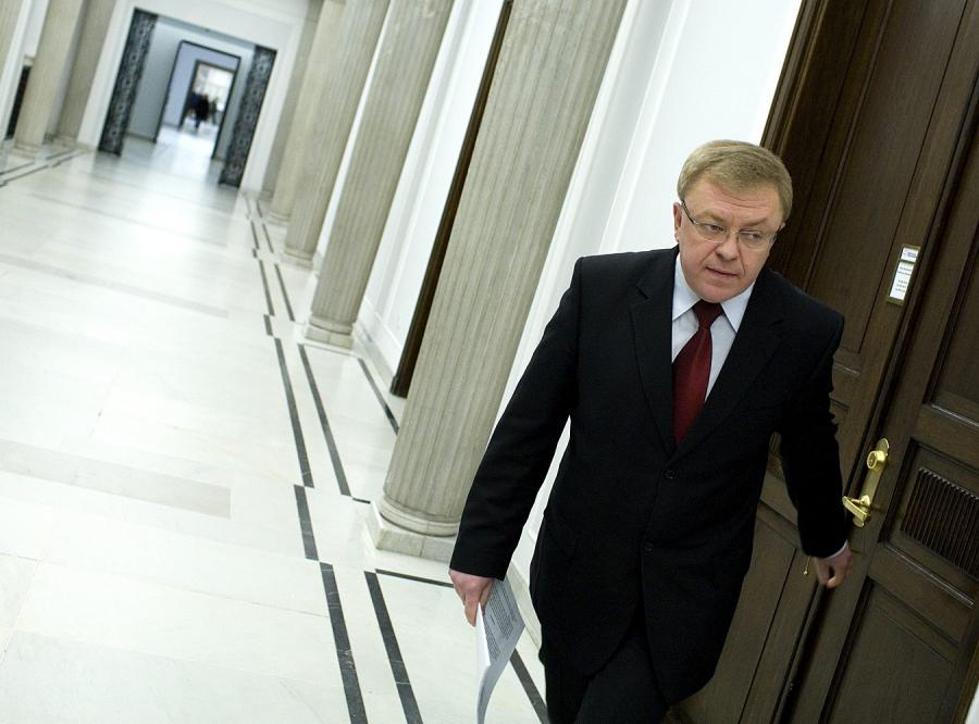 Zbigniew Chlebowski nie chce komentować raportu Pitery