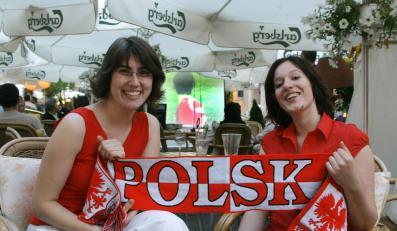 Polki też będą oglądać Euro