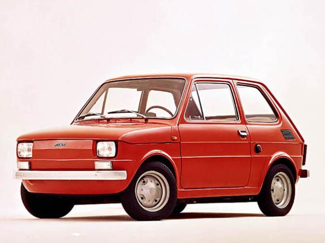 Mimo prostej konstrukcji, w latach '70 uchodził za  samochodód nowoczesny
