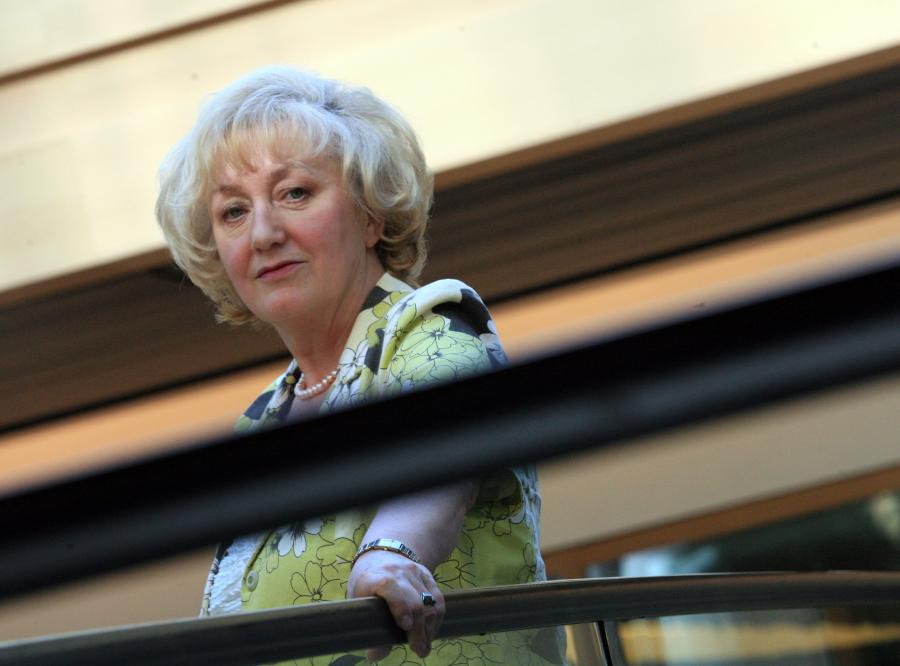 Europosłanka Genowefa Grabowska: związkami zawodowymi rządzą mężczyźni, bo piją dużo wódki