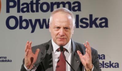 Niesiołowski zapłaci głową za Katyń?