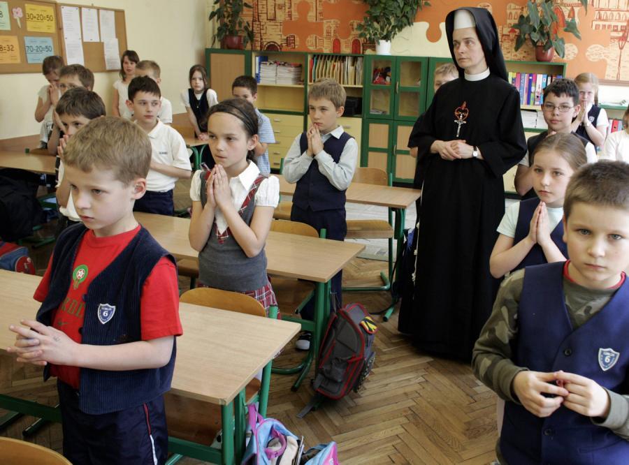 Nowe oceny z religii w nowym roku szkolnym