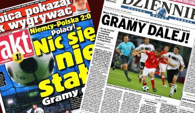 Polska prasa: Skończyło się jak zawsze