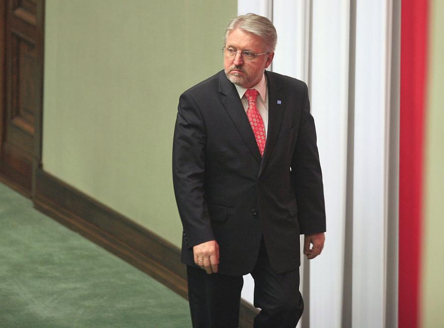 Mirosław Orzechowski chce, żeby zabrać obywatelstwo Podolskiemu