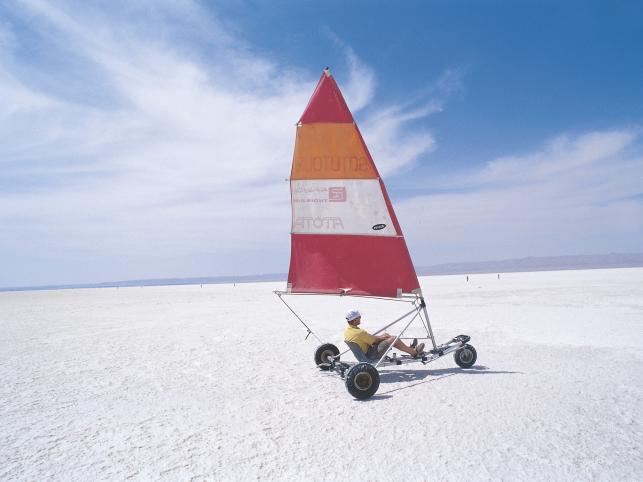 Bojery na pustyni dla lubiących prędkość i duże przestrzenie