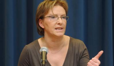 Kolejny poślizg minister Kopacz