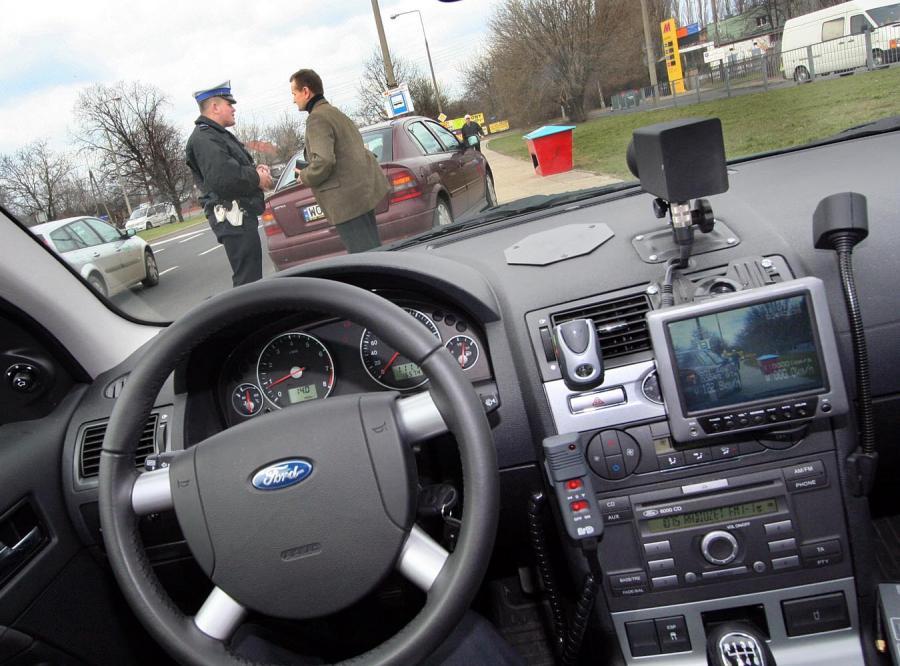 Policyjne patrole i drogówka będą nagrywać swoje interwencje