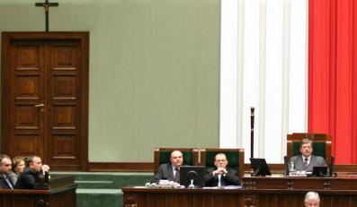 Napieralski nie chce krzyża w Sejmie