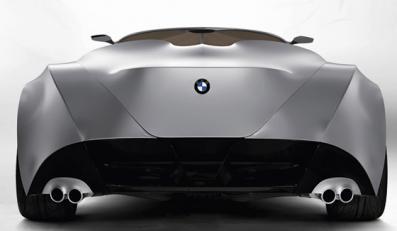 BMW pokazało samochód pokryty lycrą