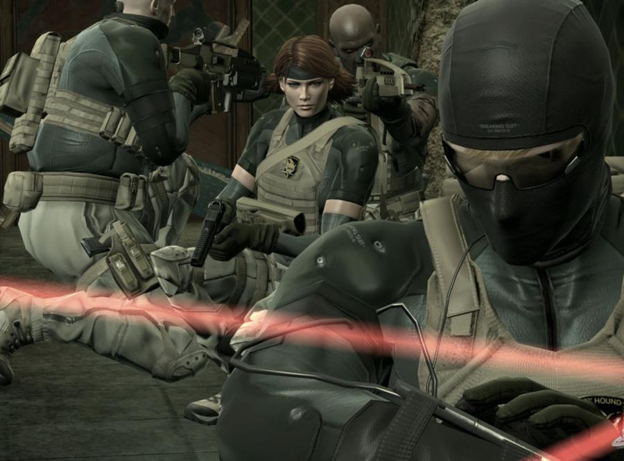 """Najnowszy """"Metal Gear Solid"""" już w sklepach"""