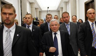 Czego boi się Jarosław Kaczyński