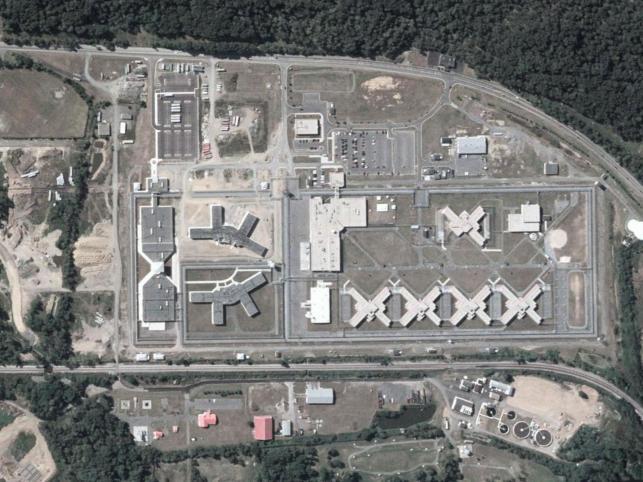 Największe więzienie świata Maryland North Branch Correctional