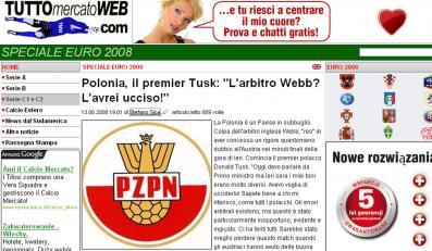 Zagraniczne media atakują premiera Donalda Tuska