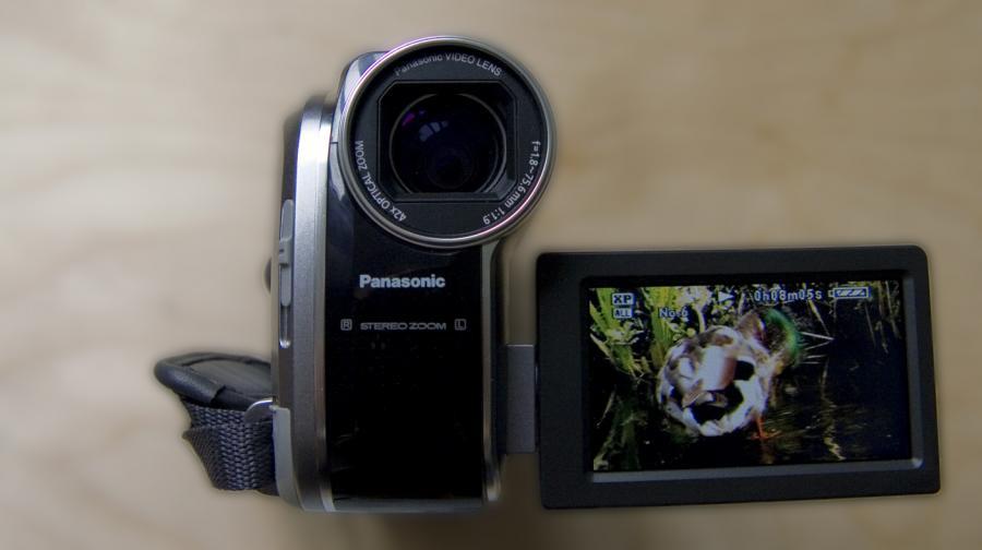 Kamery mini-DVD wiecznie żywe?