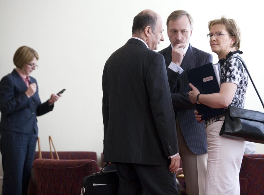 Jest tajny ranking najgorszych ministrów Tuska