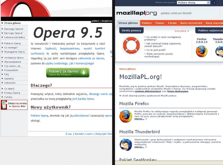 W sieci nowe wersje Firefoxa i Opery
