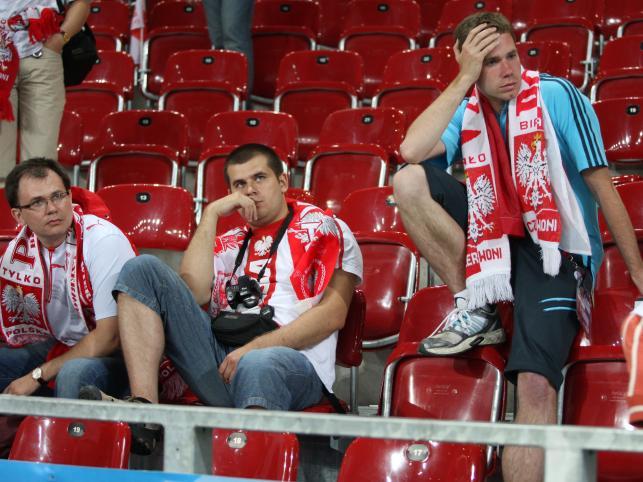 To koniec naszych marzeń o Euro 2008