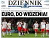 Polskie gazety komentują koniec marzeń o Euro
