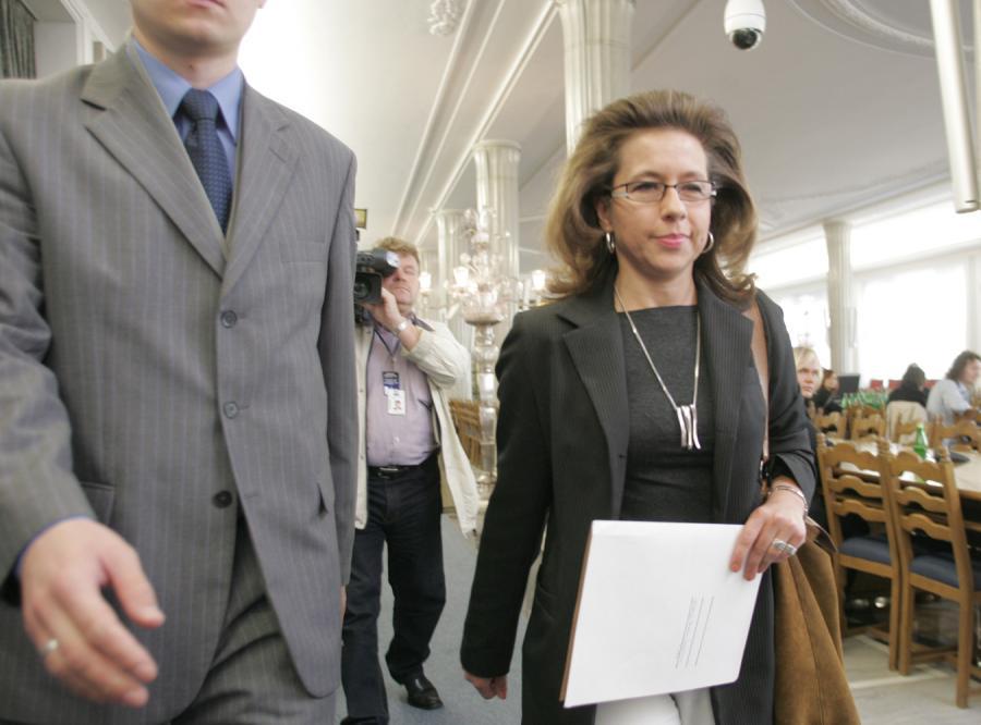 Prokurator Janicka: Jak zatrzymacie Lipca, to was puknę