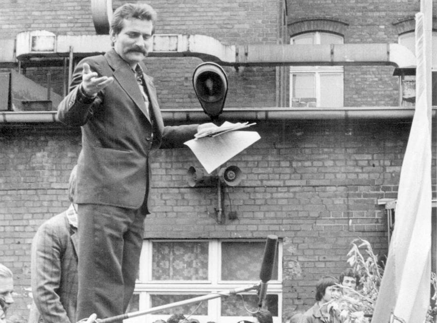 Wałęsa: chłopak ze wsi, który obalił komunizm