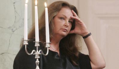 Anna Dymna: Czasem łapię smutki