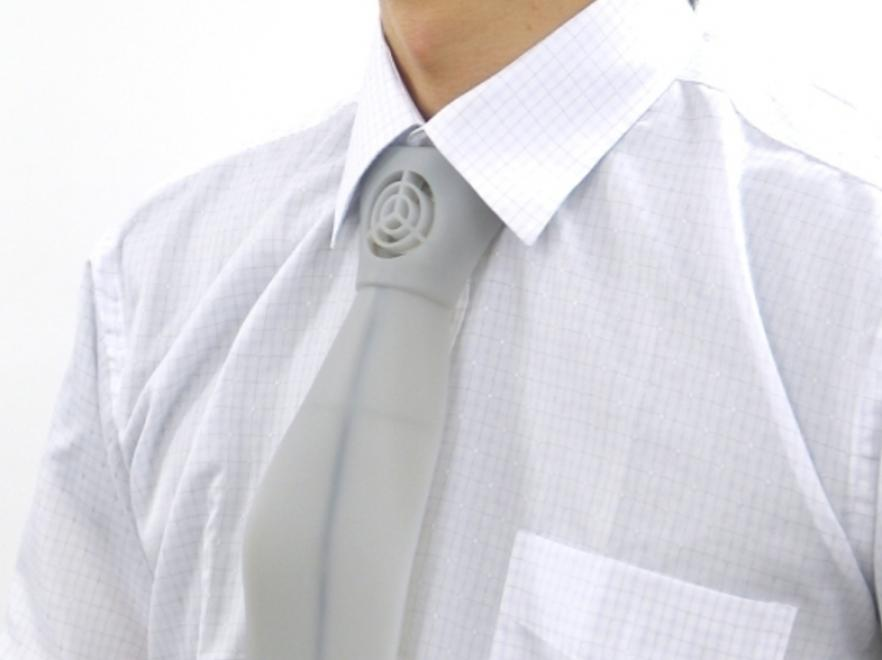 Krawacik ze śmigiełkiem