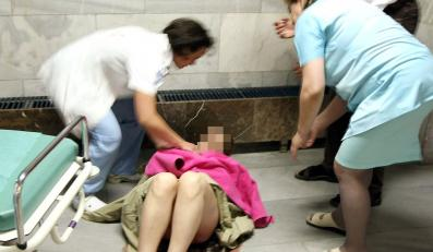 Horror! Poród na podłodze w krakowskim szpitalu