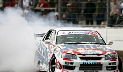 Łódź urządzi światowe zawody drifterów