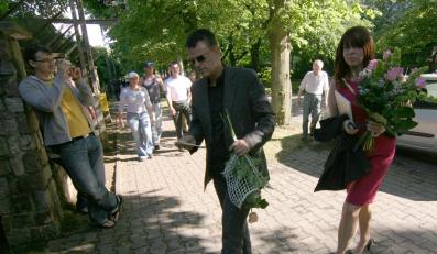 Nie zabrakło też ludzi mediów - Andrzeja Morozowskiego i Katarzyny Kolendy-Zaleskiej