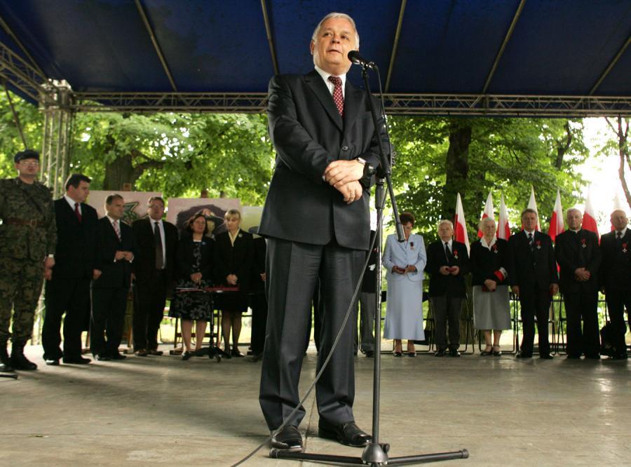 Większość Polaków nie chce, by Lech Kaczyński kandydował na drugą kadencję