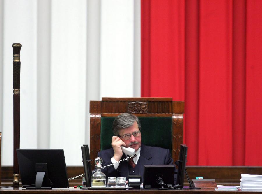 Marszałek Sejmu blokuje prace Trybunału Konstytucyjnego?