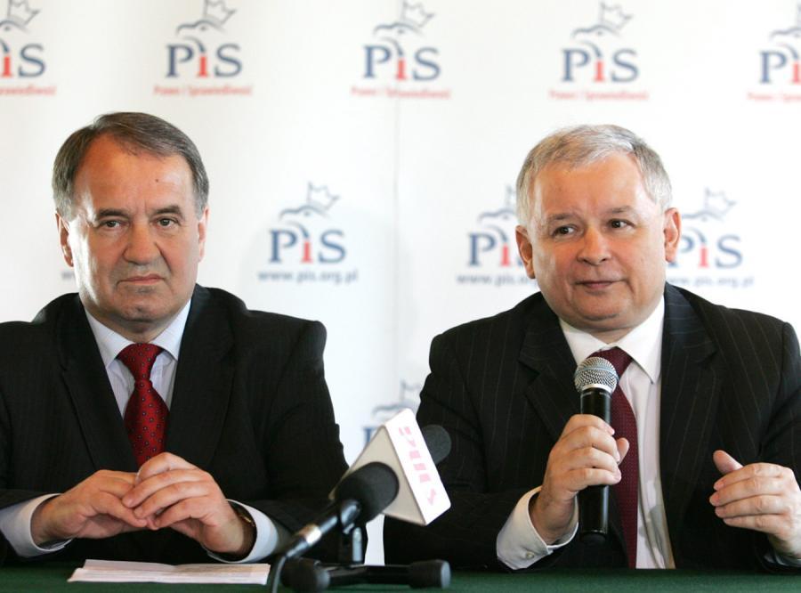 Kaczyński: Zając to ostrzeżenie dla rządu