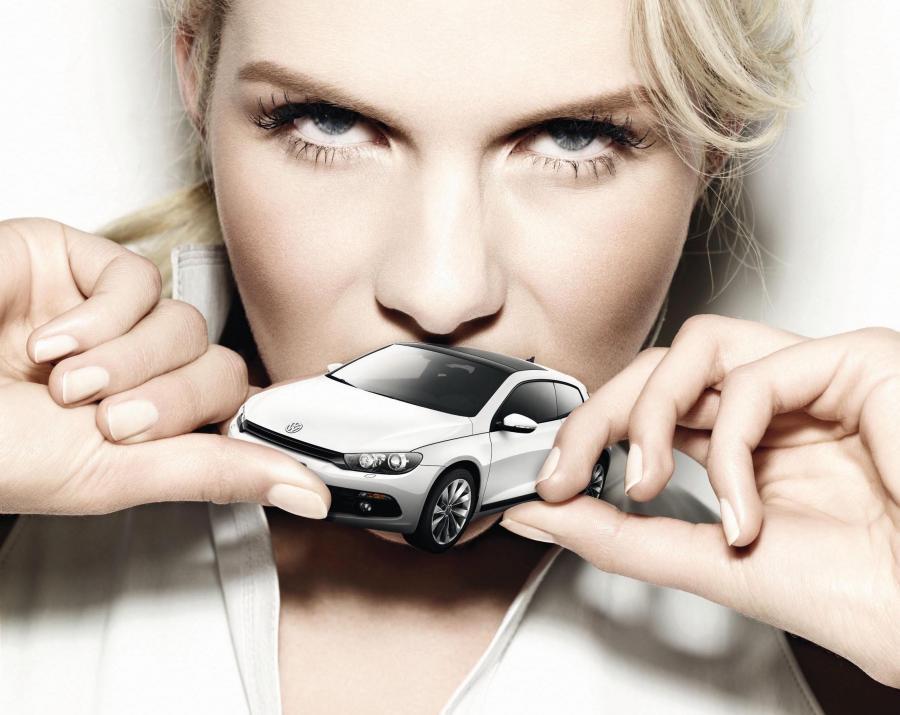 Scirocco w Top Gear...