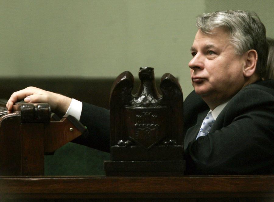 Borusewicz: Jeśli wiedzieli, że był agentem, to czemu wtedy milczeli