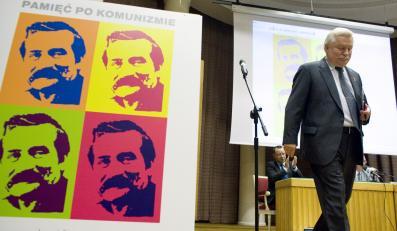 Wałęsa zrezygnował z występu w TVP