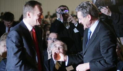 Balcerowicz radzi Tuskowi, jak dogonić Zachód