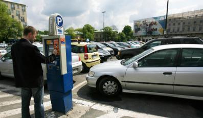 Parkomaty zamiast parkingowych