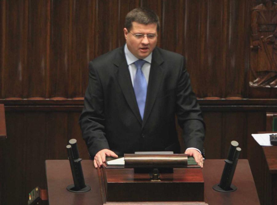Prezes NBP Sławomir Skrzypek chce zabrać głos w lipcowej debacie o drożyźnie