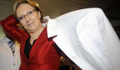 Minister Kopacz wycofuje się z obietnicy podwyżek dla lekarzy