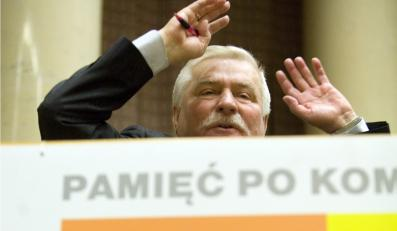 Wałęsa: Idźcie do diabła!