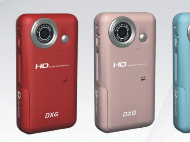 Tania kamera HD do YouTube\'a