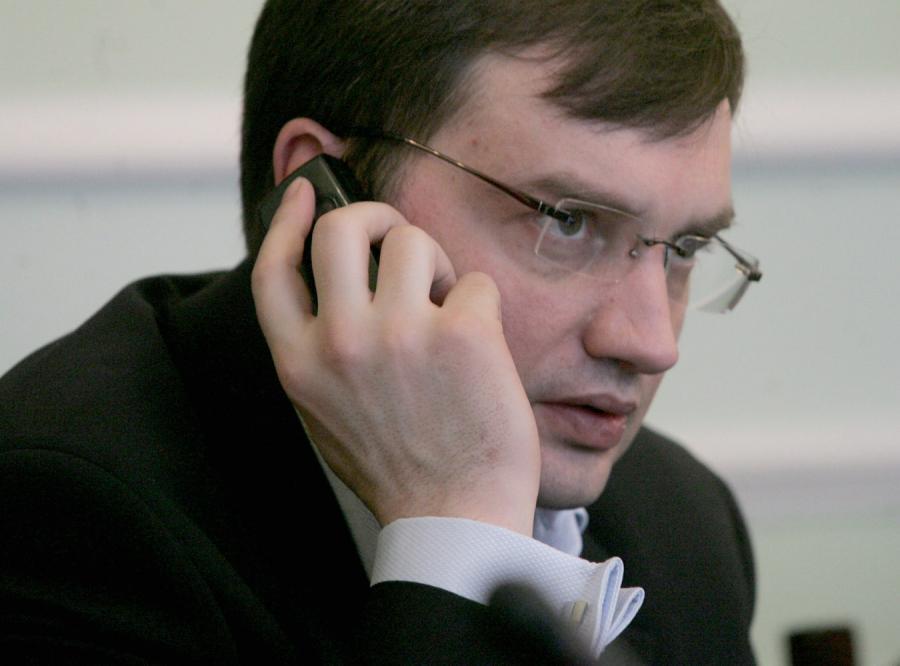 Ziobro: Nie było żadnych szyfrowanych telefonów