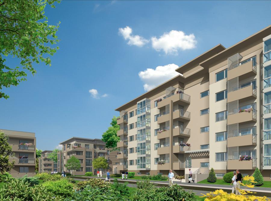 Na nowym osiedlu J.W. Construction będzie mogło zamieszkać nawet 10 tys. osób