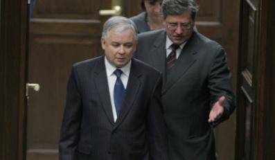 Marszałek Komorowski uważa,że prezydent Kaczyński powinien szybko podpisać traktat lizboński