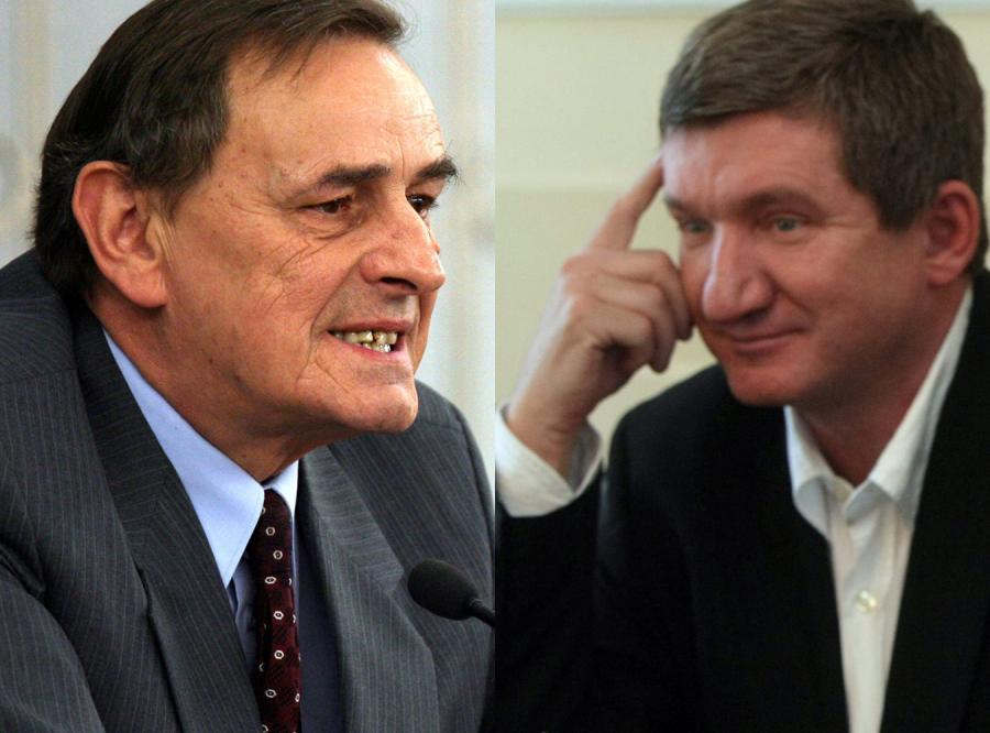 Senator Romaszewski wyzwał posła Wenderlicha od komuchów