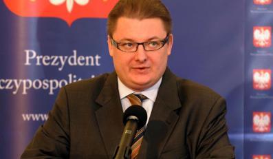 Kamiński: Wałęsa powinien stanąć przed sądem