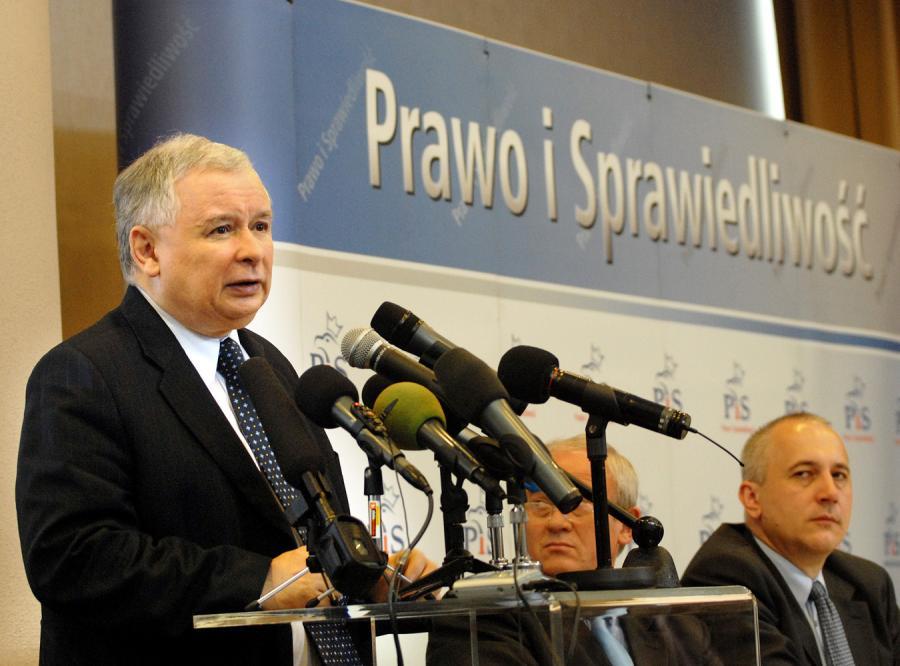 PiS zorganizował partyjny wiec za pieniądze podatników?