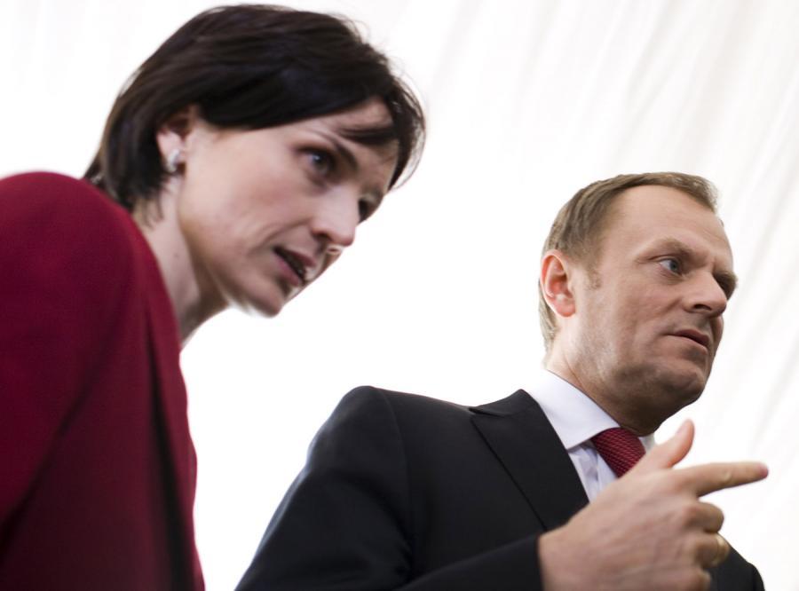 Rząd zmienia twarz. Kto zastąpi rzeczniczkę Tuska, Agnieszkę Liszkę?