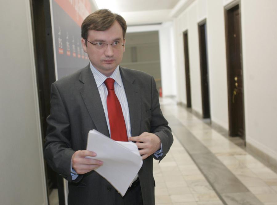 Zbigniew Ziobra zbierał haki na świadków